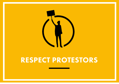 image link to respect protestors