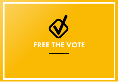 Image link to Free the Vote