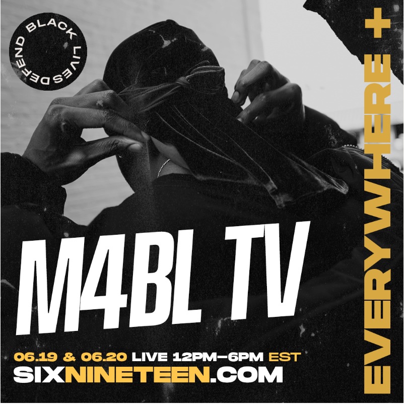 M4BL TV six-nineteen image
