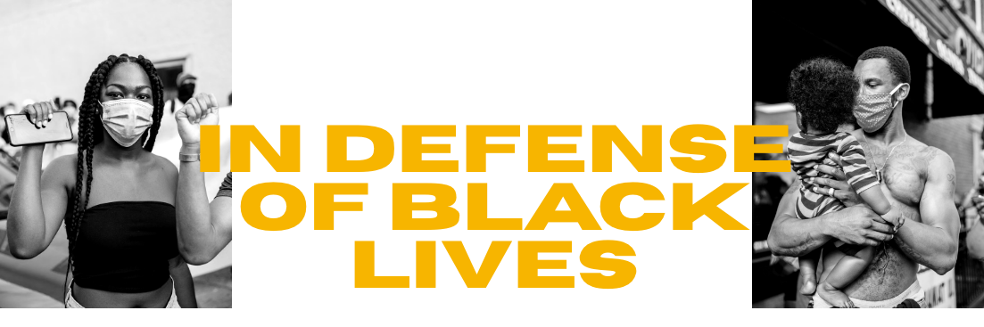 Week of Action in Defense of Black Lives Intro image