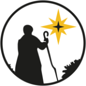 Shepherd with North Star image