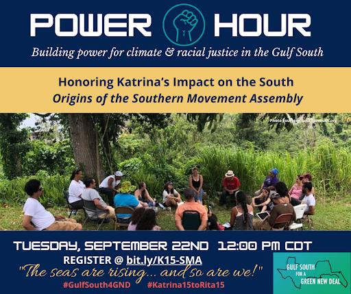 Event image: Power Hour