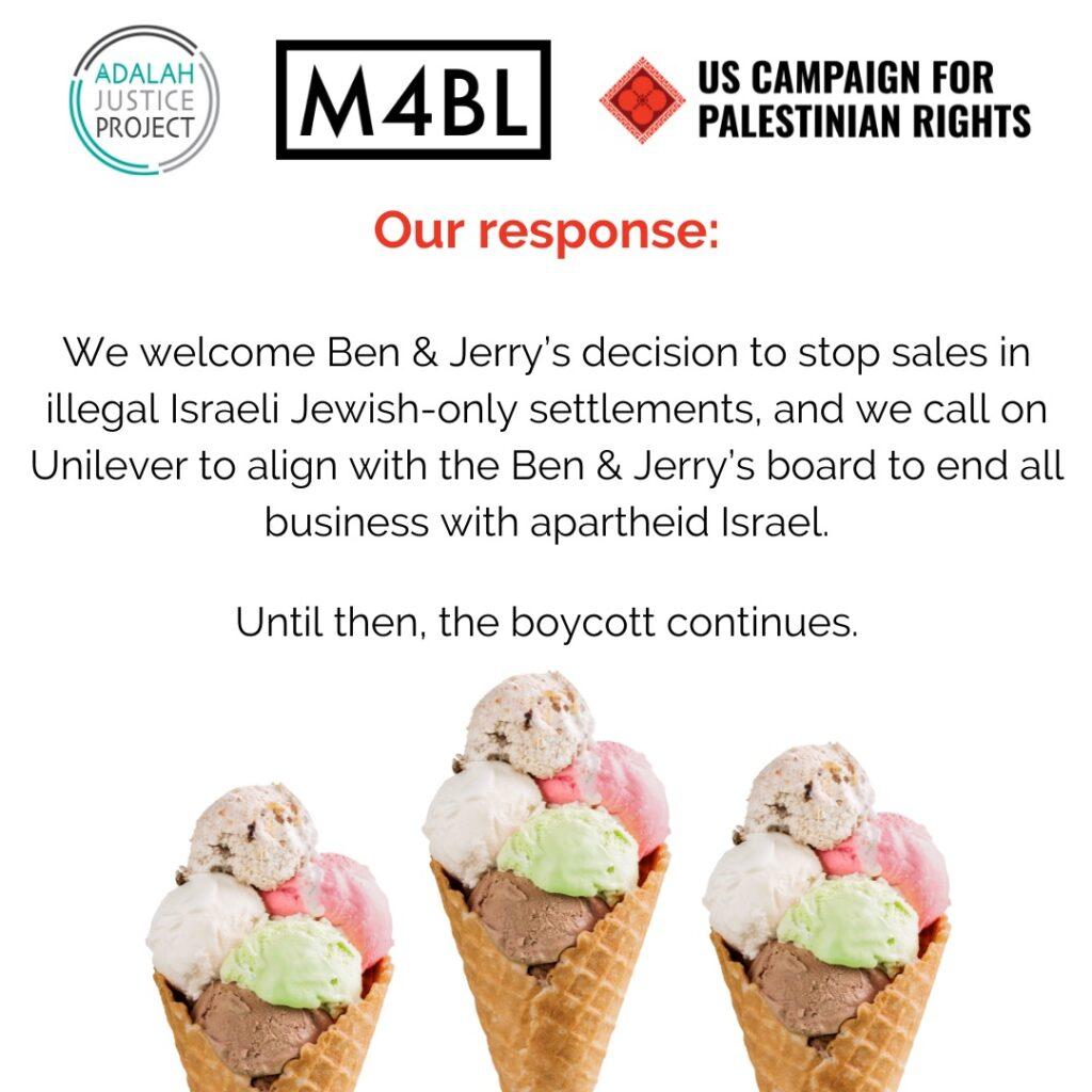 M4BL's Response